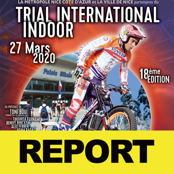 TRIAL INDOOR INTERNATIONAL DE NICE